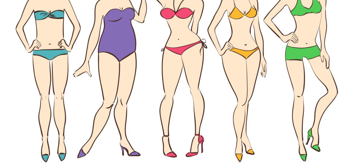 panie w bikini